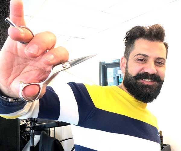 skjegg frisør oslo